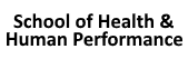 School of Health & Human Performance